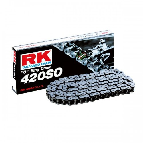 RK 420SO x 136L O Ring Chain