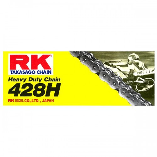 RK 428H x 126L Heavy Duty Chain