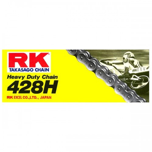 RK 428H x 136L Heavy Duty Chain
