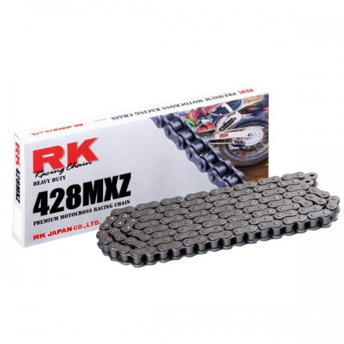 RK 428MXZ x 126L MX Race Chain