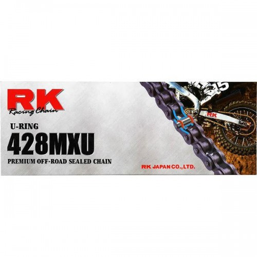 RK 428MXU x 126L MX U Ring Chain