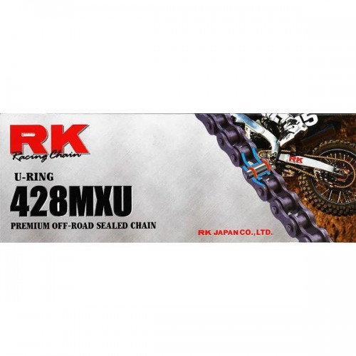 RK 428MXU x 136L MX U Ring Chain