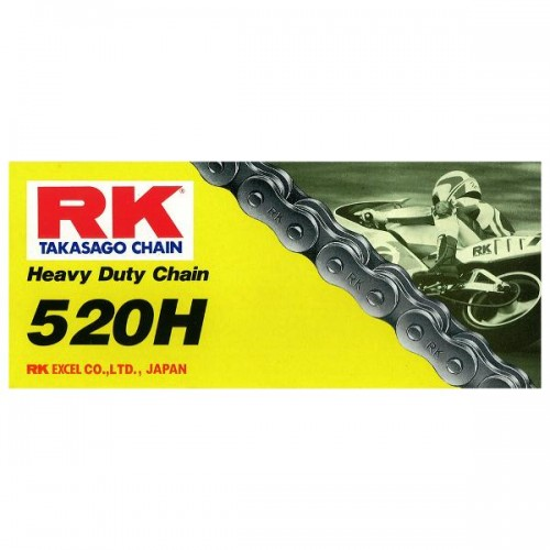 RK 520H x 120L Heavy Duty Chain