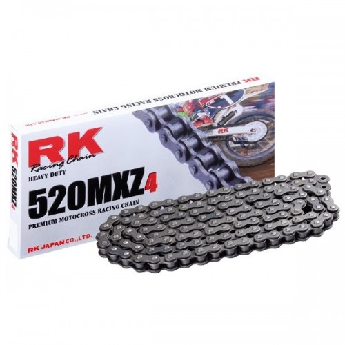 RK 520MXZ x 120L MX Race Chain