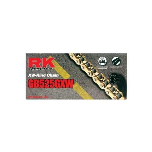 RK 525GXW x 120L XW Ring Chain Black RL