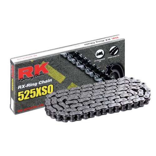 RK 525XSO x 112L X Ring Chain RL
