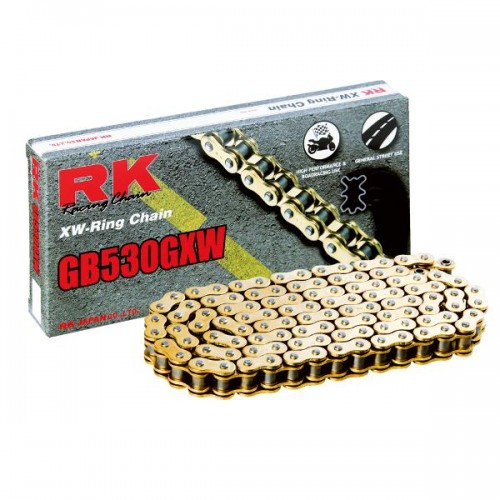 RK 530GXW x 120L XW Ring Chain Gold RL