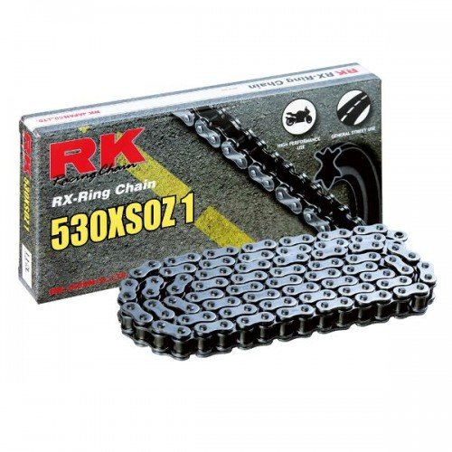 RK 530XSO x 120L X Ring Chain RL
