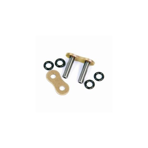 RK 525GXW Rivet Link Gold
