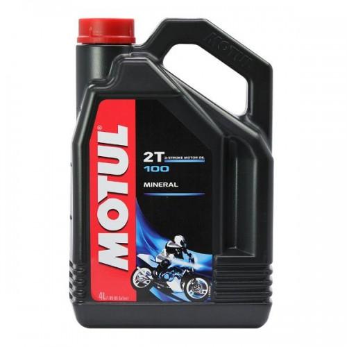 MOTUL 100 2T Motomix 2T 4L