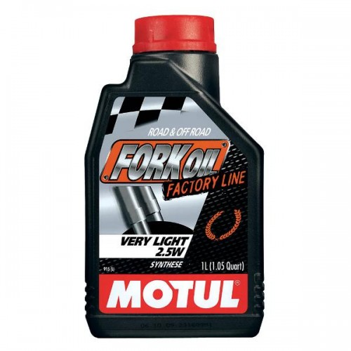 MOTUL Fork Oil Factory V.Light 2.5W 1L