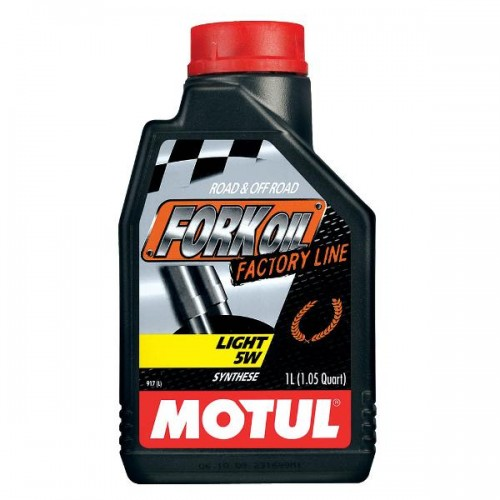 MOTUL Fork Oil Factory Light 5W 1L