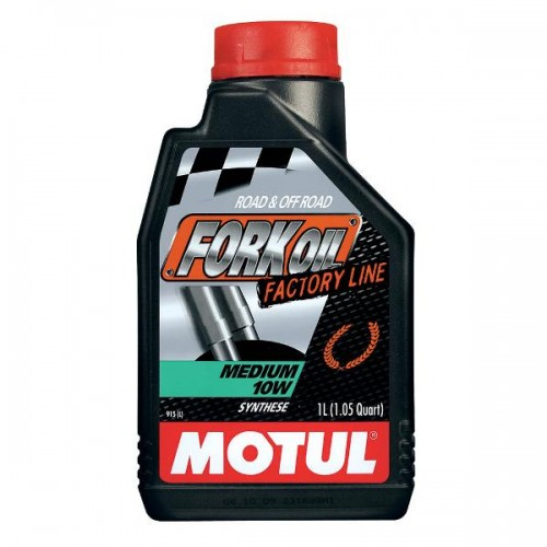 MOTUL Fork Oil Factory Medium 10W 1L