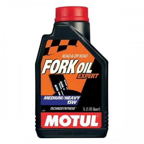 MOTUL Fork Oil Expert Med/Heavy 15W 1L