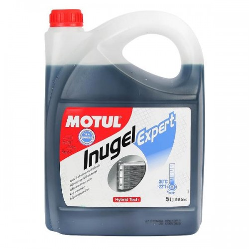 MOTUL Inugel Expert Pre-Mixed 5L