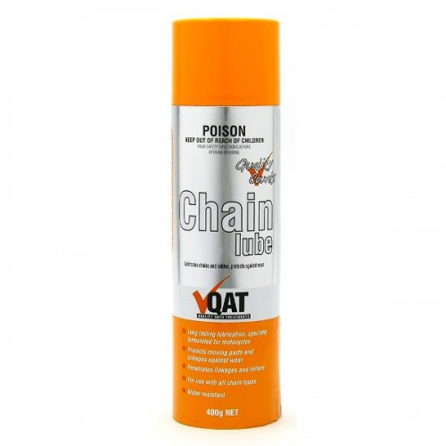 Qat Chain Lube 400g Can Ctn 12
