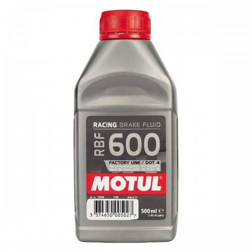 MOTUL RBF600 Racing Brake Fluid 500ml