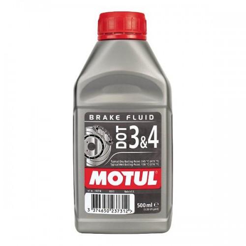 MOTUL Brake Fluid D4 500ml