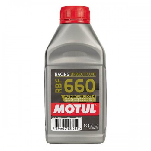 MOTUL RBF660 Racing Brake Fluid 500ml