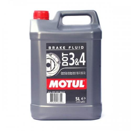 MOTUL Brake Fluid Dot 4 5L