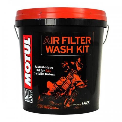 MOTUL Air Filter Wash Kit