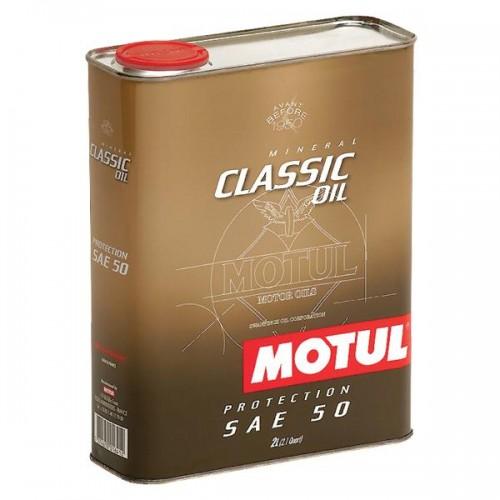 MOTUL Classic 4T 50 Mineral 2L