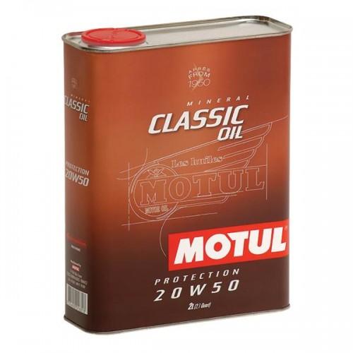 MOTUL Classic 4T 20W50 Mineral 2L