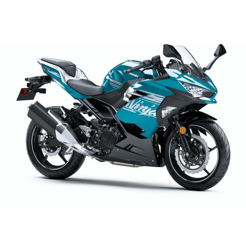 2021 Ninja 400 SE