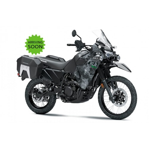 2022 KLR650 Adventure