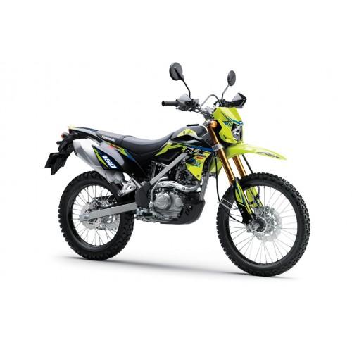 2021 KLX150BF SE