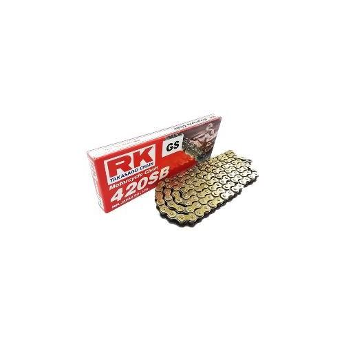 RK 420SB X 136L Standard Chain Gold