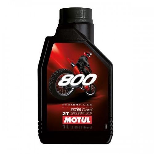 MOTUL 800 2T Factory Line 1L