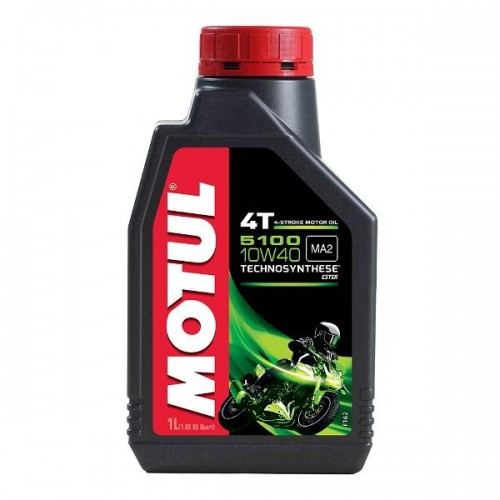 MOTUL 5100 ESTER SYNTH 4T (10W40)
