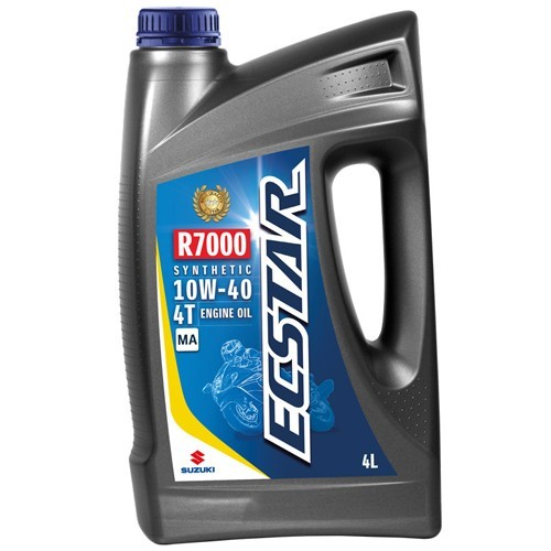 ECSTAR R7000 10W40 SEMI SYNTHETIC 4-LITRE
