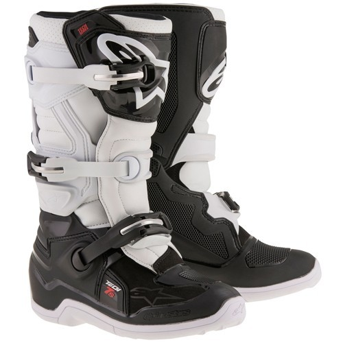 Alpine Star TECH 7 BOOT YOUTH Black/White