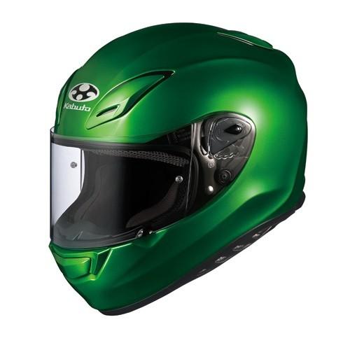 Kabuto Aeroblade 3 Gloss Green-1