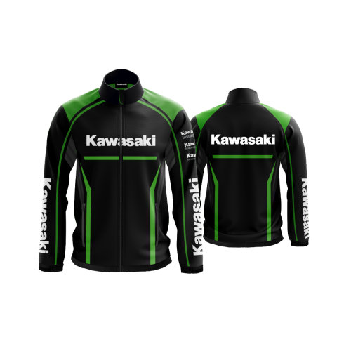 Kawasaki Team Jacket Unisex