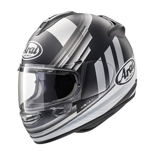 ARAI CHASER X FENCE FROST SIL/BLK