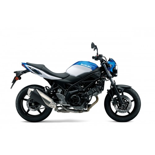 SUZUKI SV650 Learner Approved 2019